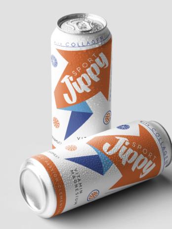 JIPPY SPORT – Pack de 6